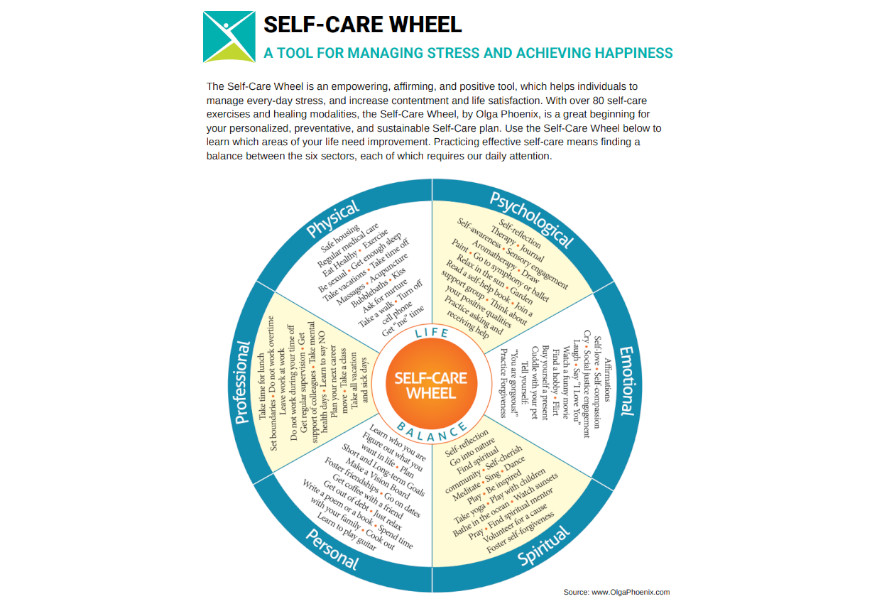 self-care-wheel-handout