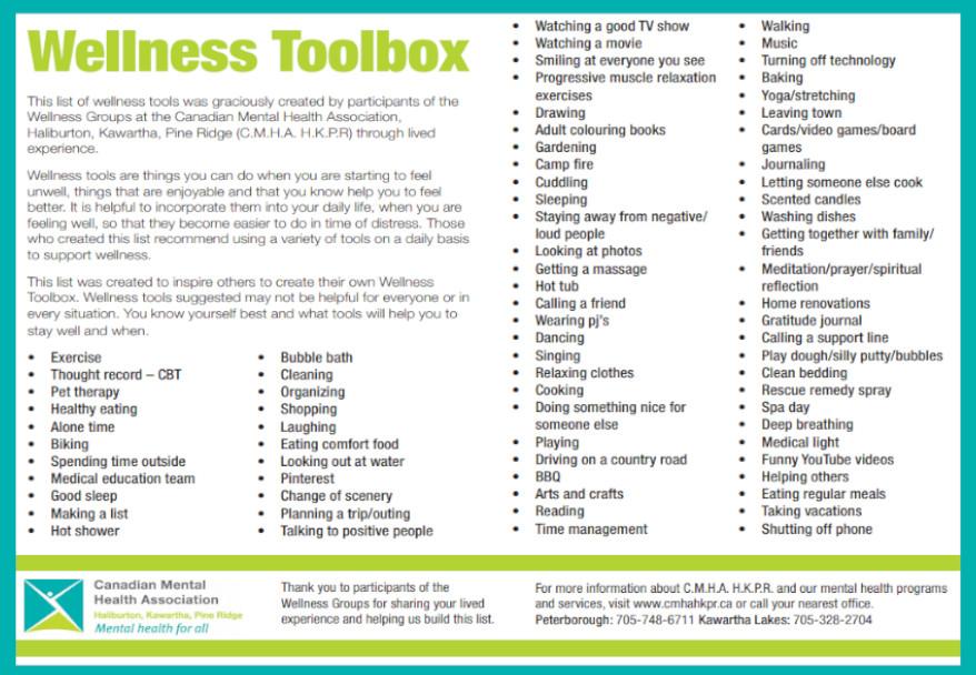 wellness-toolbox